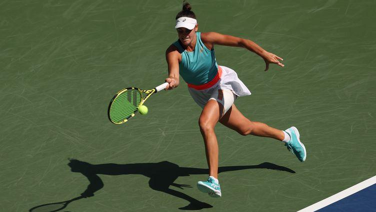 L'Américaine Jennifer Brady, 41e au classement WTA (AL BELLO / GETTY IMAGES NORTH AMERICA)