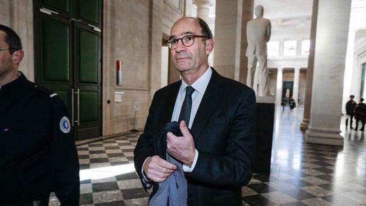 (Eric Woerth a été relaxé dans l'affaire Bettencourt © MaxPPP)