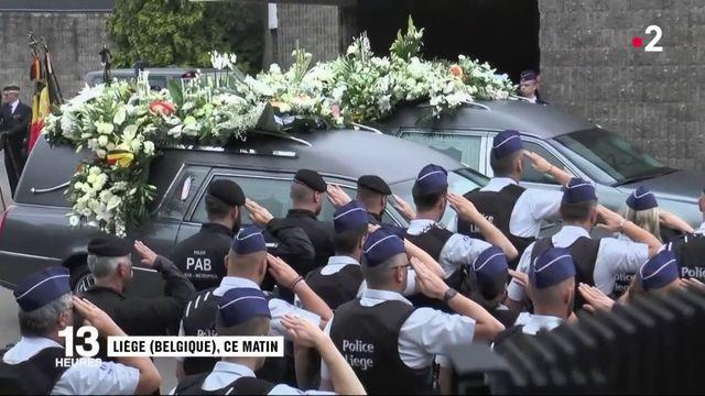 Liège : funérailles ce mardi des policières assassinées