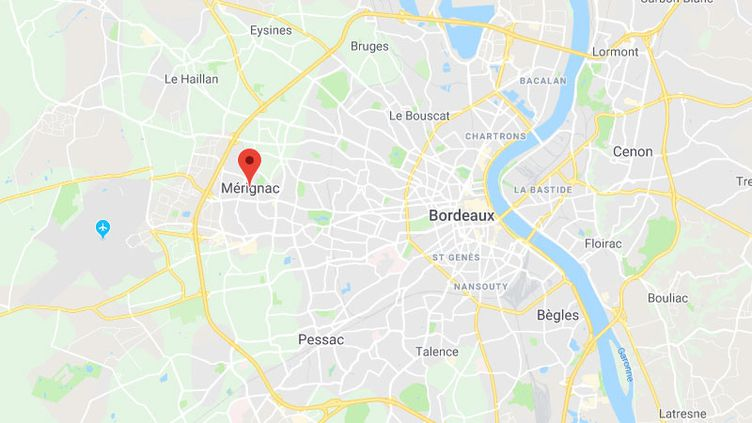 Mérignac (Gironde). (GOOGLE MAPS)