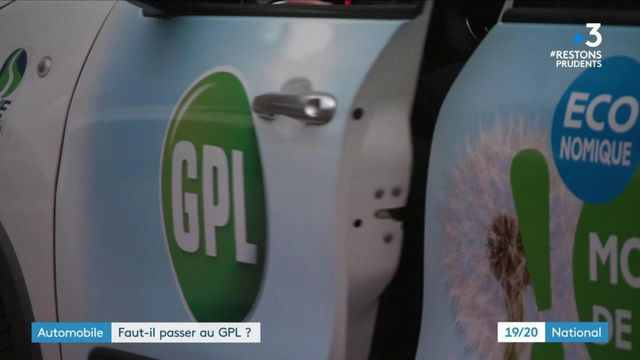 Automobile : le boom des véhicules GPL