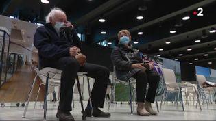 Vaccin contre le Covid-19 : à Nancy, le coup d'envoi a été donné pour les plus de 75 ans (France 2)
