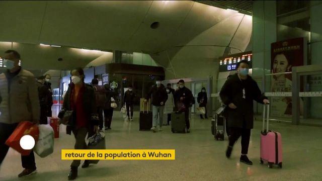 Wuhan : les premiers retours autorisés