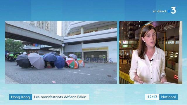 Hong Kong : des manifestations pour défier Pékin