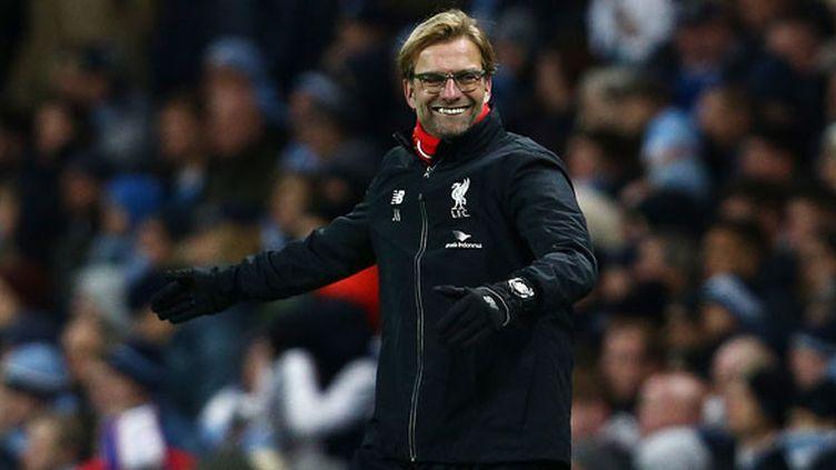 L'entraîneur allemand de Liverpool, Jurgen Klopp