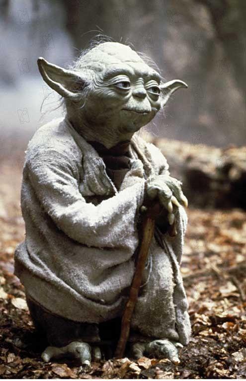 "Yoda dans ""Star Wars - Episode 5 : L'Empire contre-attaque"" de Irwin Kirshner. (TWENTIETH CENTURY FOX FRANCE)"