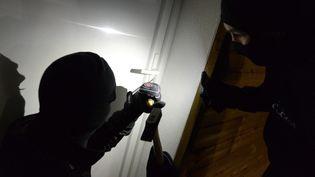 (Cambriolage : 80% des intrus pénètrent par la porte © Maxppp)