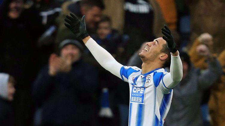 Tom Ince a délivré Huddersfield dans le temps additionnel (MATT WEST/BPI/SHUTTERST/SIPA / REX)
