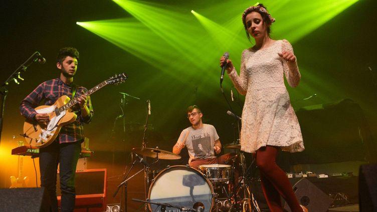 Granville sur scène à Caen  (PHOTOPQR/OUEST FRANCE/JY DESFOUX)