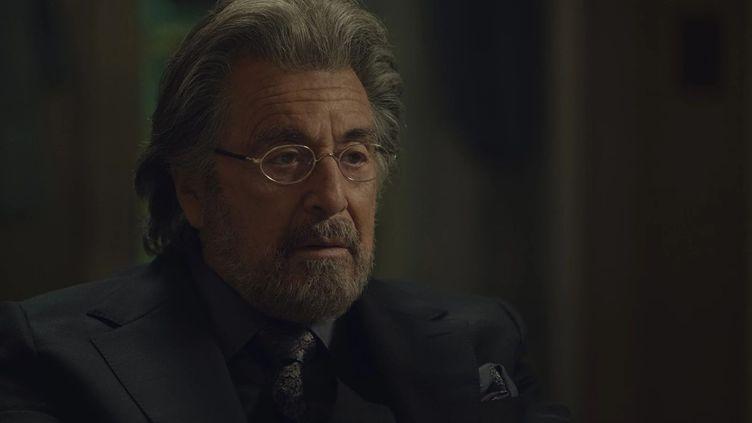 """Al Pacino en chasseur de nazis dans la série """"Hunters"""" (© Christopher Saunders / Amazon Studios)"""