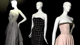 """""""Femmes en Dior, sublime élégance d'un portrait"""" à Granville  (France3/Culturebox)"""