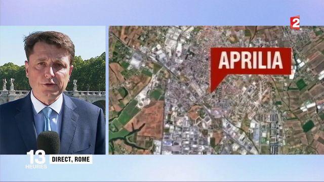 Attaque à Marseille : l'enquête avance aussi en Italie