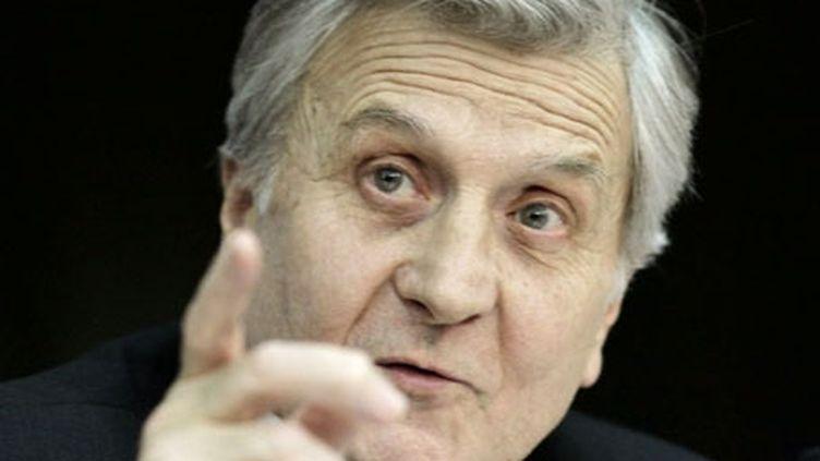 Jean-Claude Trichet, président de la Banque centrale européenne (BCE). (© AFP)