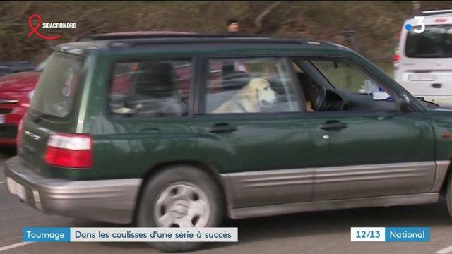 """Série : au coeur du tournage d'""""Alexandra Ehle"""""""