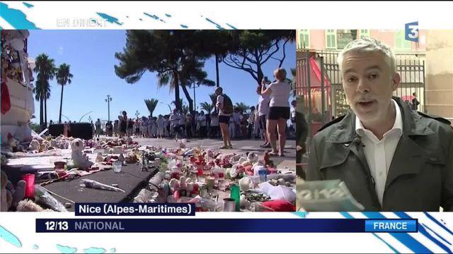 Nice : l'hommage national aux victimes du 14-juillet reporté en raison des intempéries
