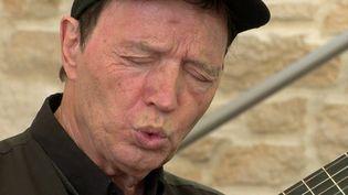 Le musicien Kurt Savoy dit Curro Savoy, siffleur des musiques d'Ennio Moricone (France 3 Occitanie)
