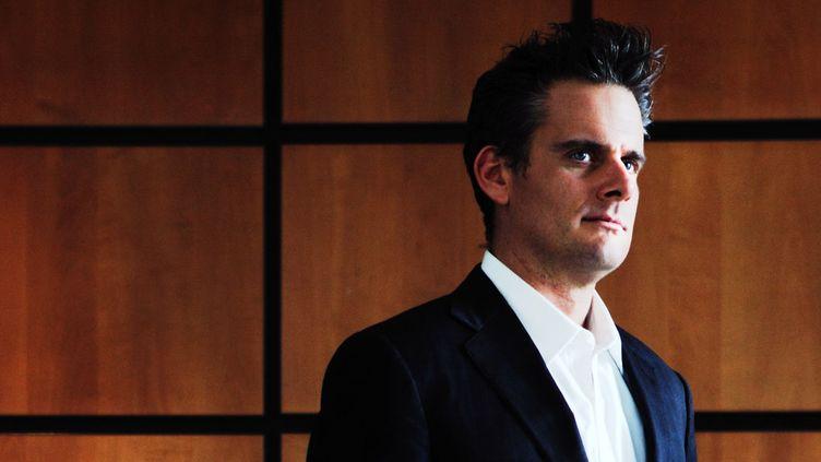 Philippe Jordan, directeur musical de l'Opéra de Paris.  (Philippe Gontier/OnP)