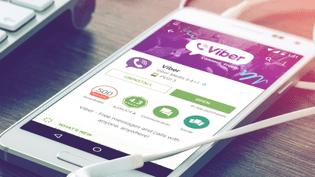 L'application de messagerie Viberrevendique 1 milliard d'inscrits (Rakuten)