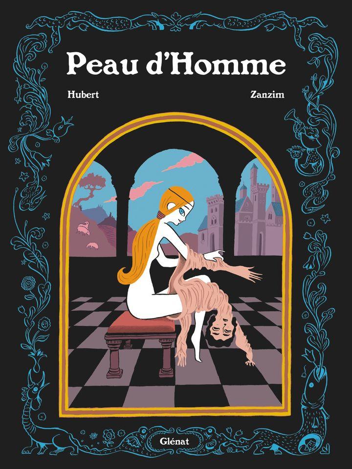 """La couverture de """"Peau d'homme"""", un album signé Hubert et Zanzim, disponible aux éditions Glénat. (GLENAT)"""