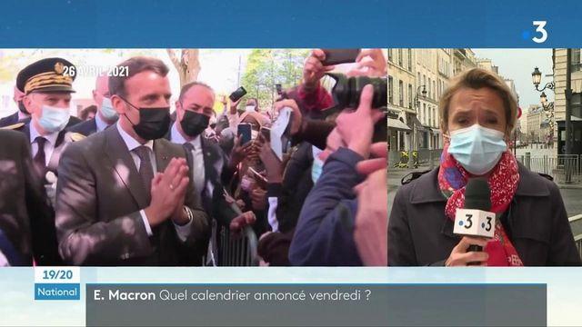 Déconfinement : les annonces d'Emmanuel Macron sont attendues pour vendredi