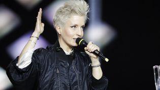 La chanteuse Jeanne Added, artiste de l'année aux Victoires de la musique 2019  (THOMAS SAMSON / AFP)