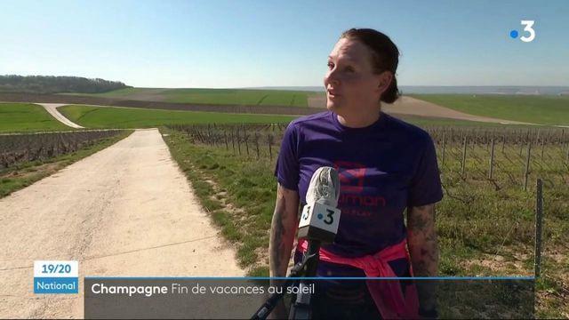 Météo : une fin de vacances au soleil en Champagne