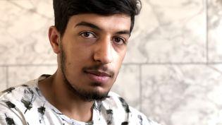 Mohamed, dans la boulangerie où il travaille, à Urfa (Turquie) (MATTHIEU MONDOLONI / RADIO FRANCE)