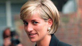 La princesse Lady Diana Spencer, à Londres (Royaume-Uni), le 12 juin 1997. (IAN WALDIE / REUTERS)