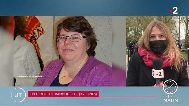 Attentat à Rambouillet : Stéphanie Monfermé décorée de la Légion d'honneur à titre posthume