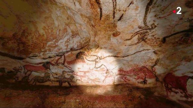 Patrimoine : la grotte de Lascaux en visite virtuelle à la Cité de l'architecture