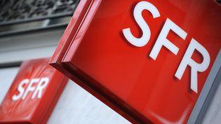 SFR a perdu environ 1% de ses 21 millions de clients pour le mobile. (BLOOMBERG / GETTY IMAGES)