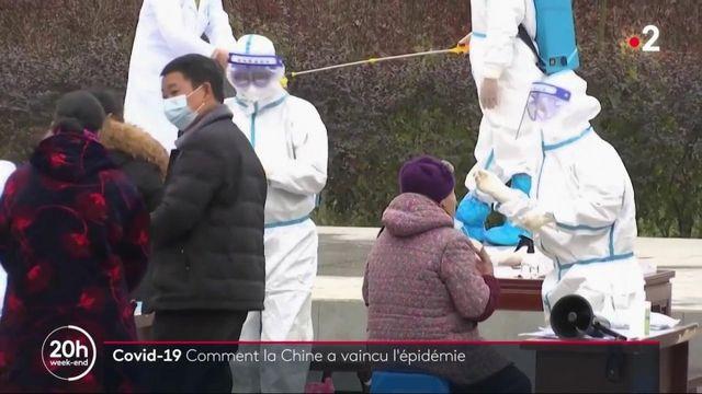 Coronavirus : comment la Chine a-t-elle repris le dessus sur l'épidémie ?