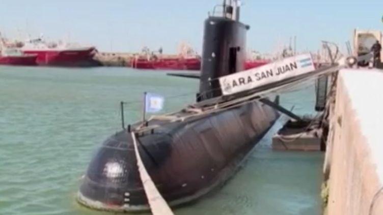 Depuis trois jours, c'est un vrai mystère : l'Argentine a perdu l'un de ses sous-marins avec à son bord 44 membres d'équipage. (FRANCE 3)