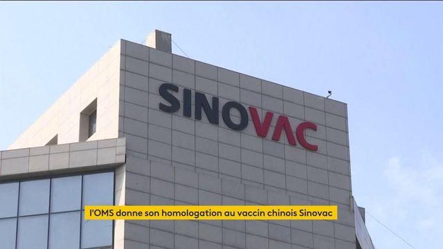 Covid-19 : l'OMS valide un deuxième vaccin chinois, le Sinovac