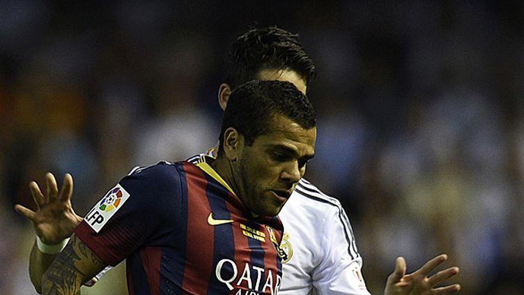 Daniel Alves (FC Barcelone) (LLUIS GENE / AFP)