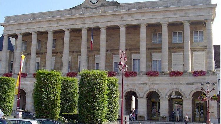 L'hôtel de ville d'Hazebrouck (Nord), en juin 2005. (WIKICOMMONS)