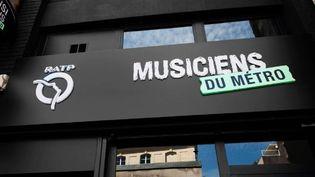 """""""Espace Métro Accords"""", lieu d'audition des Musiciens du métro  (Curius)"""