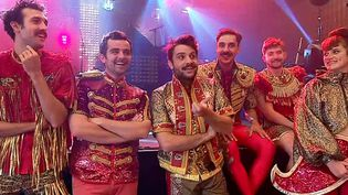 Le groupe Deluxe en tournée dans toute la France  (France3/culturebox)