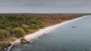 Les habitants de Guinée Bissau ont compris qu'il fallait prendre soin de leur île d'Orango. Ils comptent d'abord sur eux-mêmes. (France 2)
