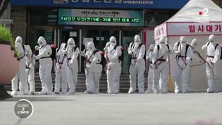 Corée du Sud, le bon exemple ? (ENVOYÉ SPÉCIAL  / FRANCE 2)
