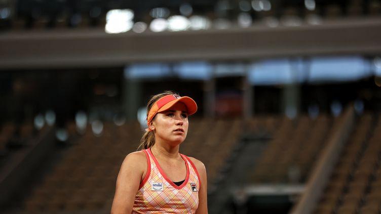 Sofia Kenin, 6e au classement WTA, affronte Danielle Collins en 1/4 de finale de Roland-Garros
