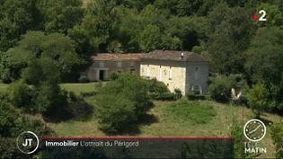 Une maison dans le Périgord. (France 2)