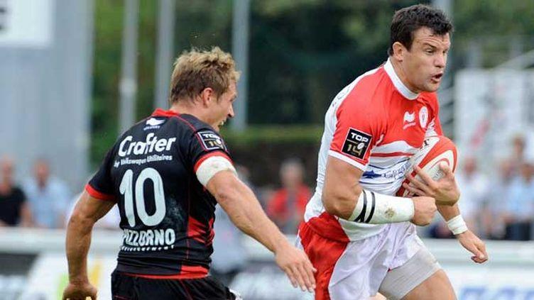 Wilkinson (Toulon) veille au grain face à Damien Traille