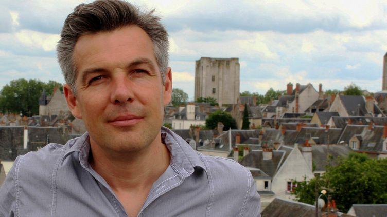 """Tanguy Viel publie """"Article 353 du code pénal"""" (Editions de Minuit)  (Roland Allard)"""