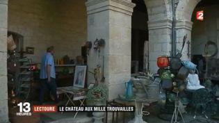 Cet été, France 2 vous emmène à la découverte des châteaux français. Direction le Gers ce 22 août, à Lectoure. (FRANCE 2)