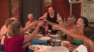 Camping : les Siciliens choisissent Cefalù (France 2)