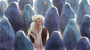 Les Hirondelles de Kaboul, réalisé par Zabou Breitman, au cinéma mercredi 4 septembre. (Memento Films Distribution)