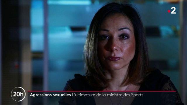 Violences sexuelles dans le patinage : la ministre des Sports monte au créneau