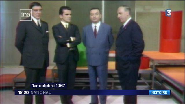 Télévision : les 50 ans de la couleur à l'écran
