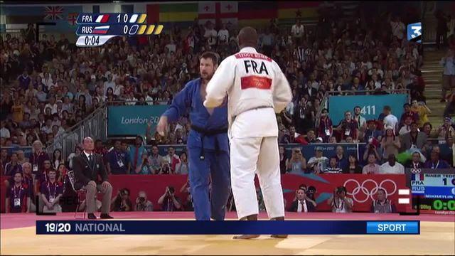 Rio 2016 : Teddy Riner, champion hors pair